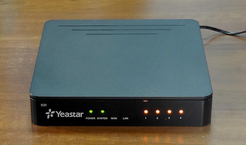 АТС Yeastar S20
