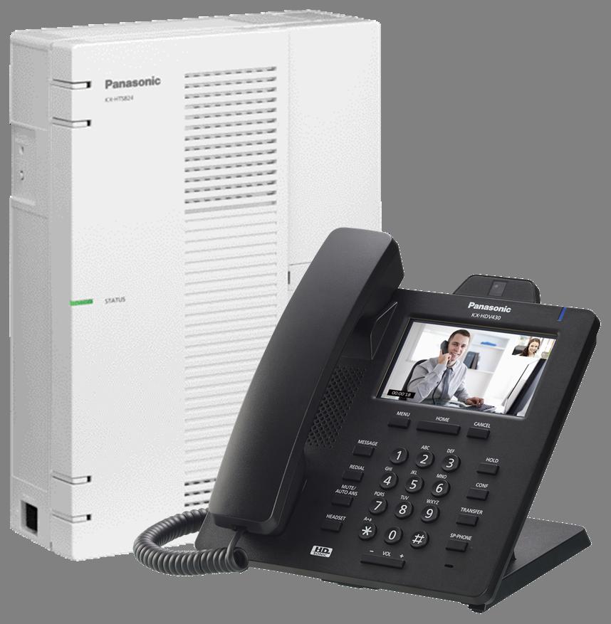 Мобильная АТСPanasonic KX-HTS824