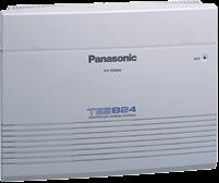 Установка ипрограммирование атсPanasonic KX-TES 824