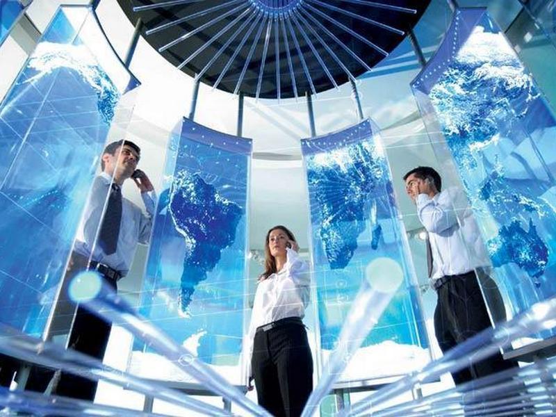корпоративная сеть связи