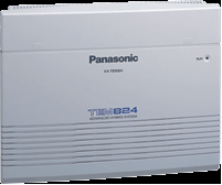 Установка ипрограммирование атсPanasonic KX-TEM 824