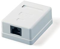 Розетка коммуникационная RJ-45, 16 шт.— дляподключения компьютеров исетевых периферийных устройств.