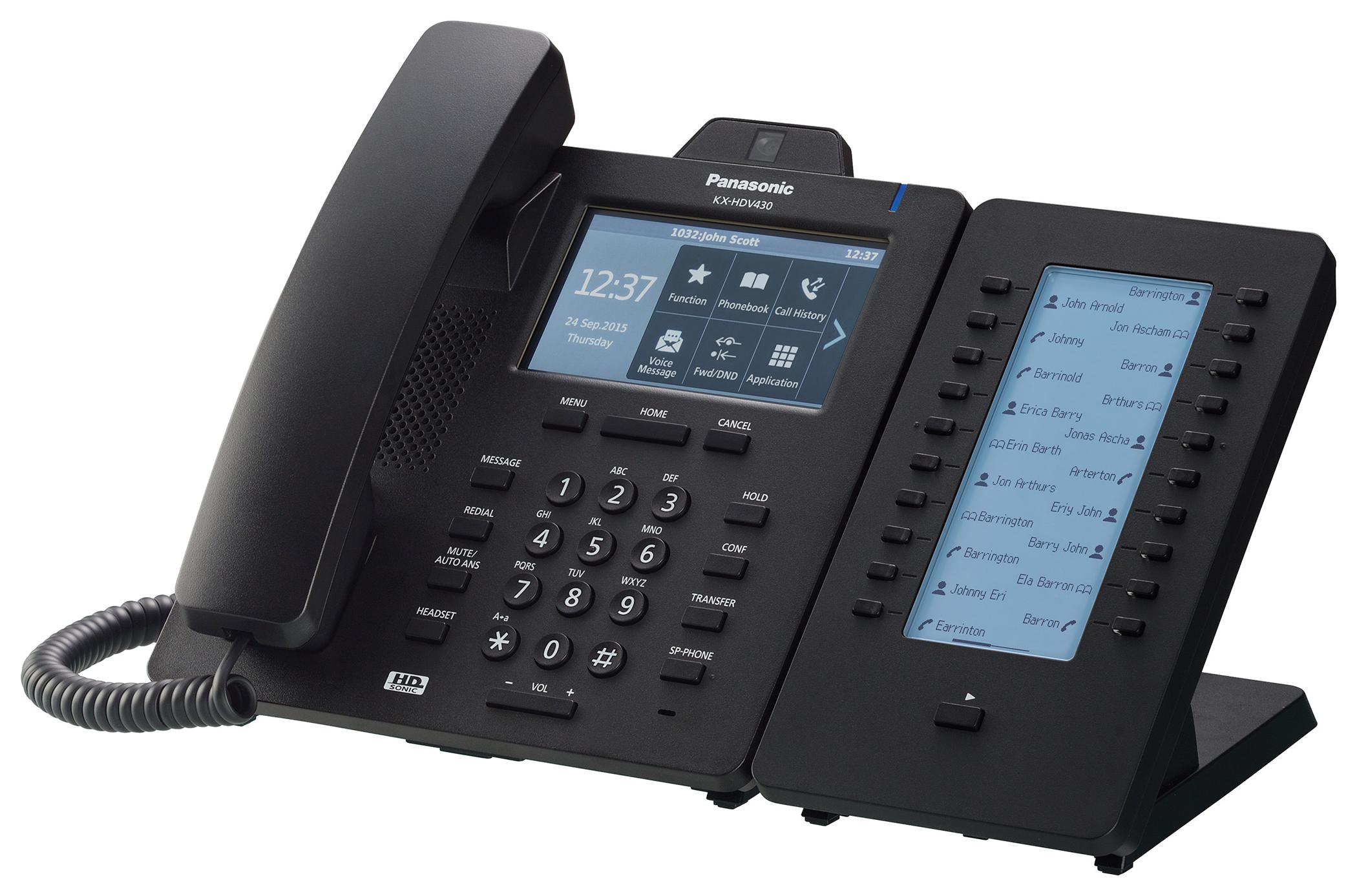Купить телефон Panasonic KX-HDV430