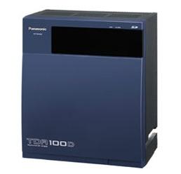 Установка ипрограммирование атсPanasonic KX-TDA 100 D