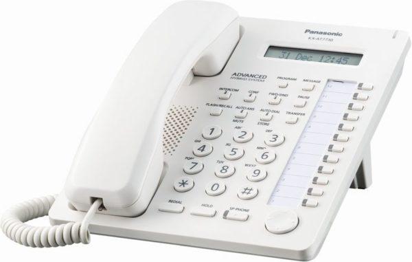 Системный телефон PANASONIC KX-AT7730RU