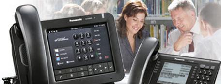 Проводные SIP-телефоны Panasonic