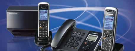 SIP DECT телефоны Panasonic