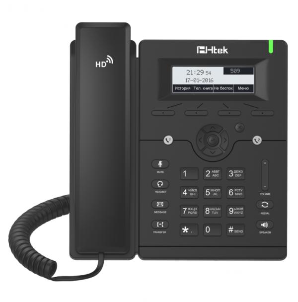 IP-телефон Htek UC902P RU