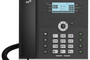 Гигабитный IP-телефон Htek UC912G RU