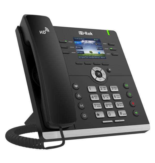 Гигабитный IP-телефон Htek UC923 RU