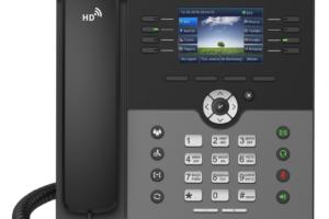 Гигабитный IP-телефон Htek UC924 RU