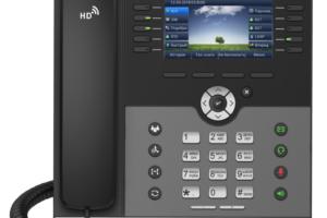 IP-телефон Htek UC926E с Bluetooth и WiFi