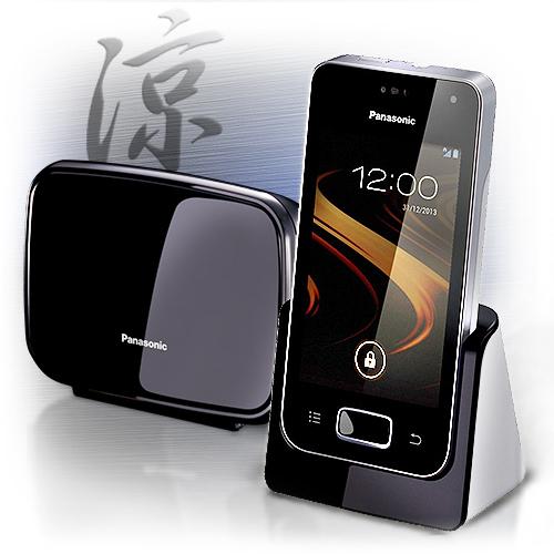 Беспроводной телефон KX-PRX120RU