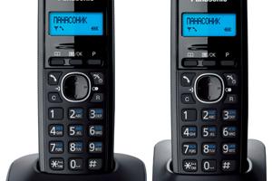 DECT телефон KX-TG1612RU