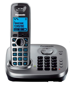 DECT телефон Panasonic KX-TG6551
