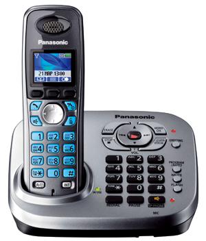 Dect телефон KX-TG6561