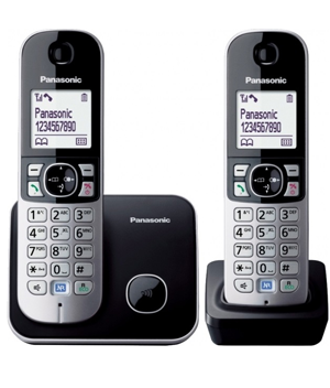 DECT телефон KX-TG6812RU