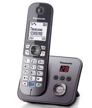 Dect телефон KX-TG6821RU