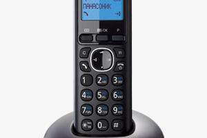 DECT телефон Panasonic KX-TGB210RU