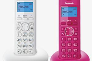 Беспроводной телефон KX-TGB212RU