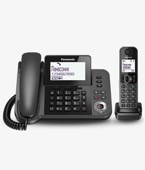 Цифровой беспроводной телефон KX-TGF310RU