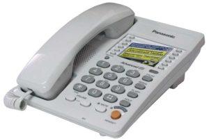 Телефон Panasonic KX-TS2363 RU