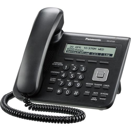 IP телефон Panasonic KX-UT123