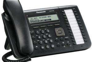 IP телефон Panasonic KX-UT133