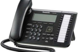 SIP-телефон KX-UT136