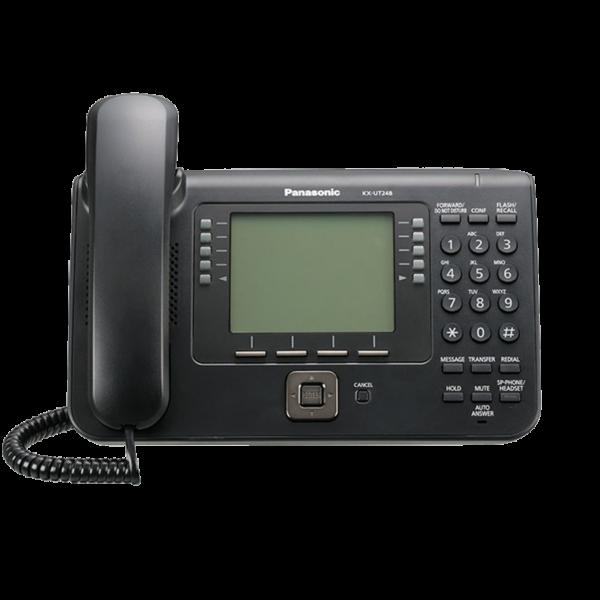 IP телефон Panasonic KX-UT248