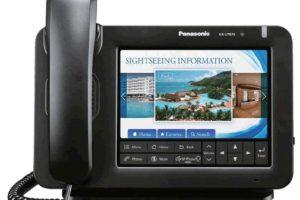 IP телефон Panasonic KX-UT670