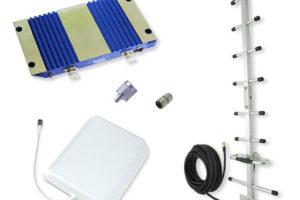 Комплект для усиления сотовой связи за городом TELESTONE TS-GSM 900