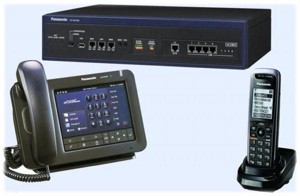 АТС Panasonic KX-NS1000