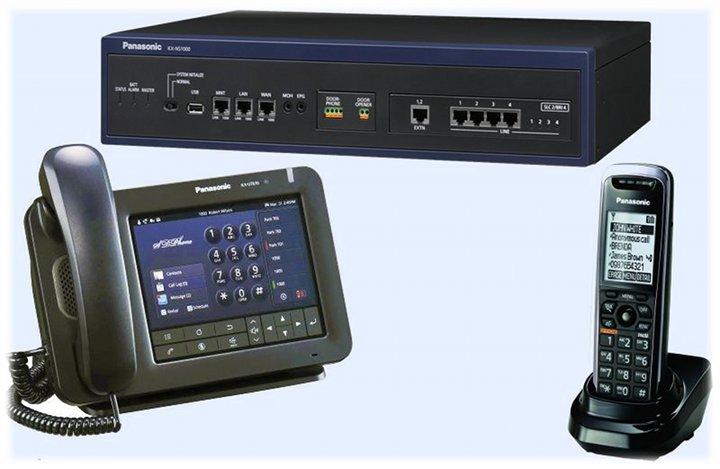IP АТСPanasonic KX-NS1000