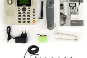 """Комплект """"Телефон в деревню"""""""