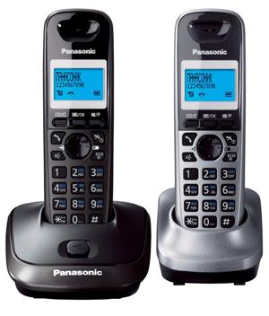 Беспроводной телефон Panasonic DECT KX-TG2512RU