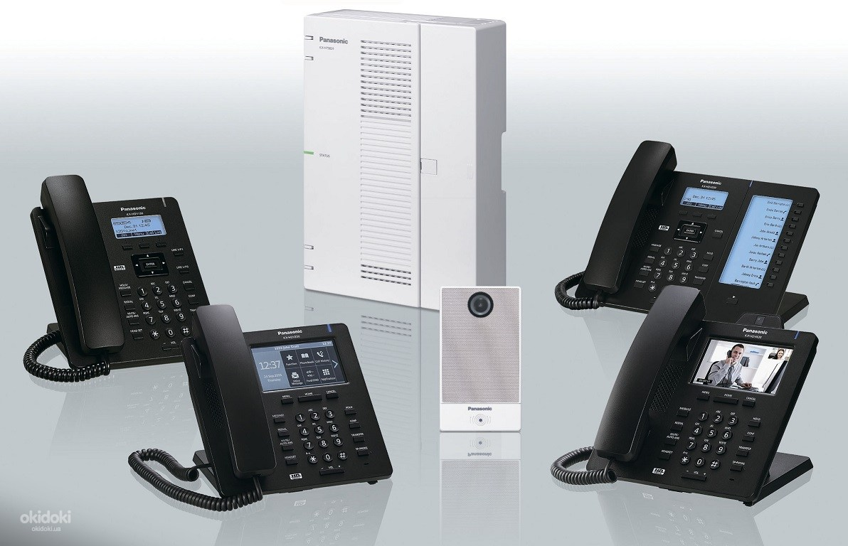 аналоговая телефония и ip-атс