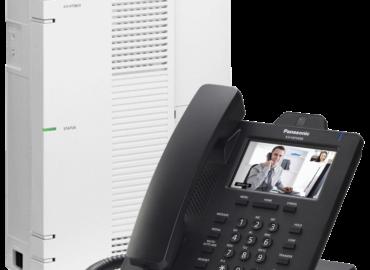 многофункциональная мобильная АТС Panasonic KX-HTS824