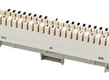 Плинт — основной элемент, необходимый для качественной коммутации во внутренних телефонных сетях