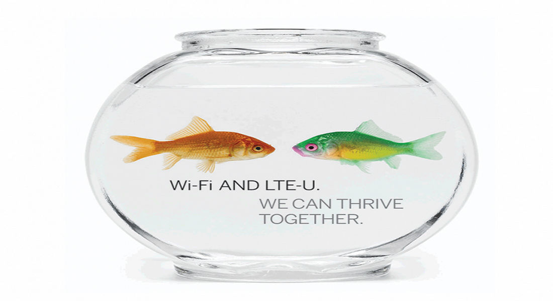 Идея LTE-Unlicensed заключается в том, чтобы развертывать сети LTE на свободных частотах