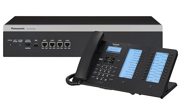 системы связи Panasonic