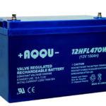 Аккумуляторная батарея AQ-12HFL155
