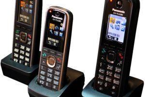 Микросотовый Микросотовые DECT телефоны Panasonic