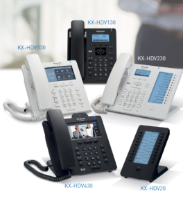 SIP-телефон Panasonic