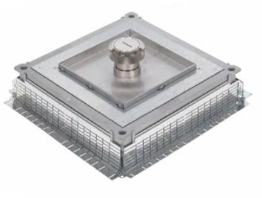 Встраиваемые напольные коробки металлические DLP floor