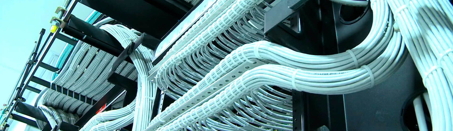 монтаж слаботочных сетей в спб